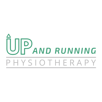 Up and Running Physiotherapy logo