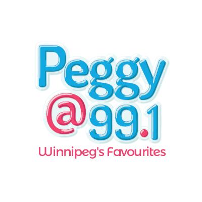 peggy 99.1 logo