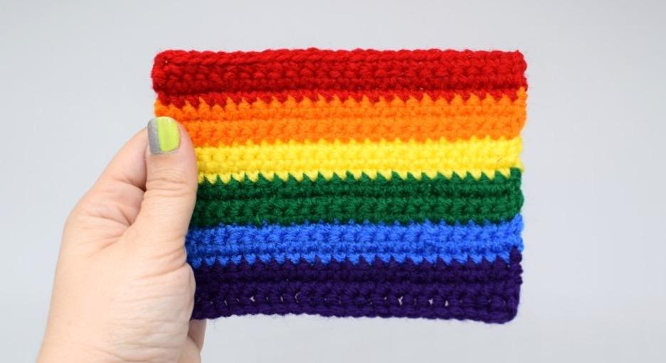 rainbow bracelete