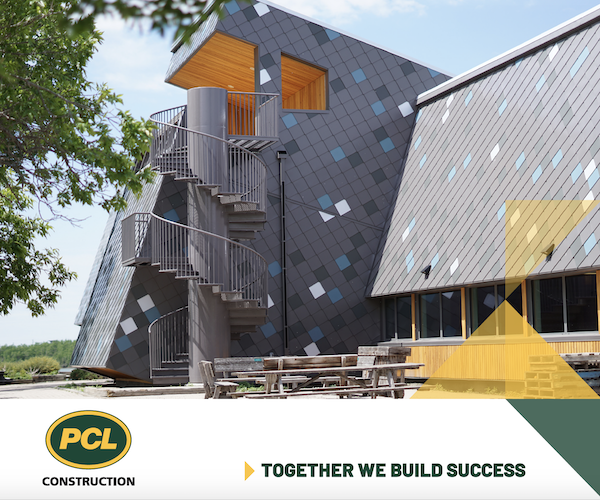 PCL Construction ad